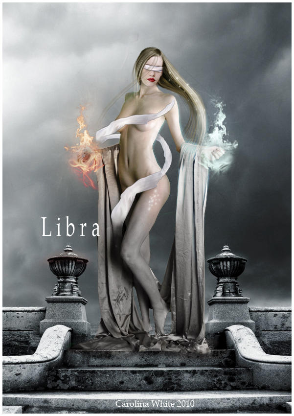 Libra by LittlePzycho