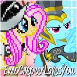 EmoCreeperLovesYou-con nick by Paulina29