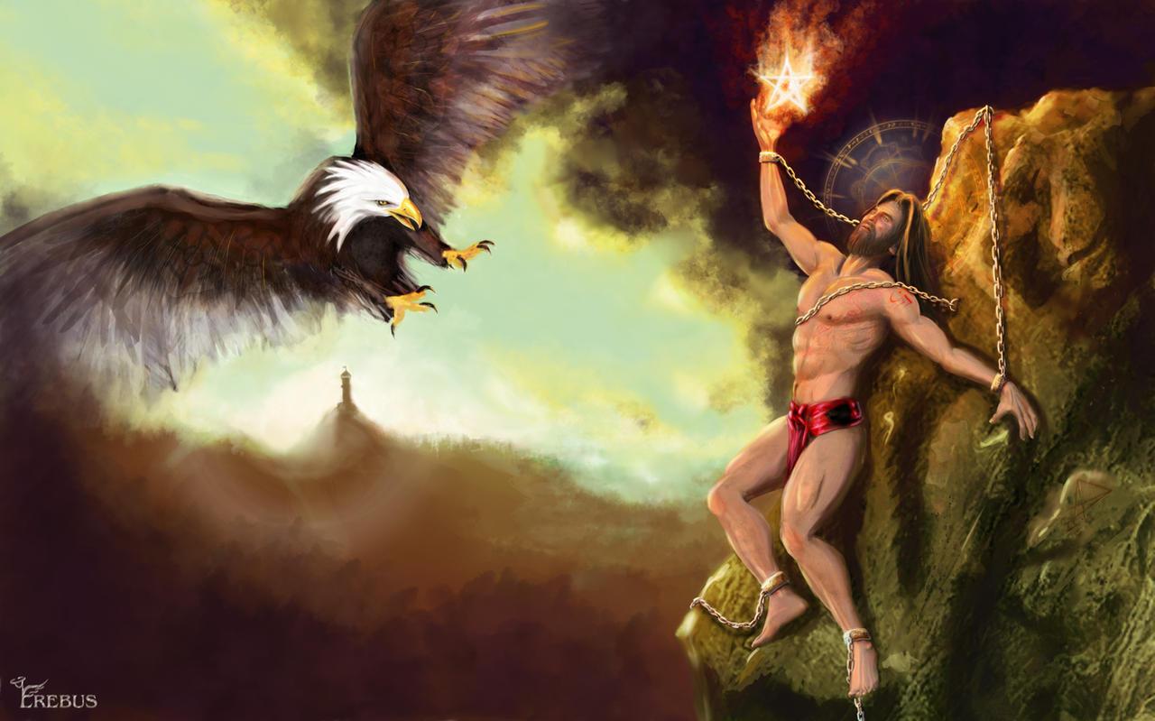 Prometheus by Erebus-art on DeviantArt