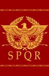 Roman Eagle Design