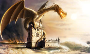 Belem-and-the-Dragon