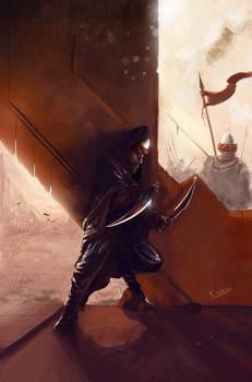 Assassin - Rakim Qanso