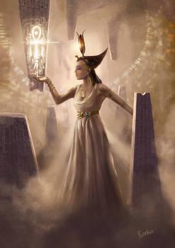 The Goddess Isis - Iset