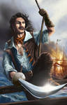 Swashbuckler Hero by Erebus-art