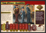 Peaky Blinders by Erebus-art