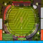 Cricket-board-dusk