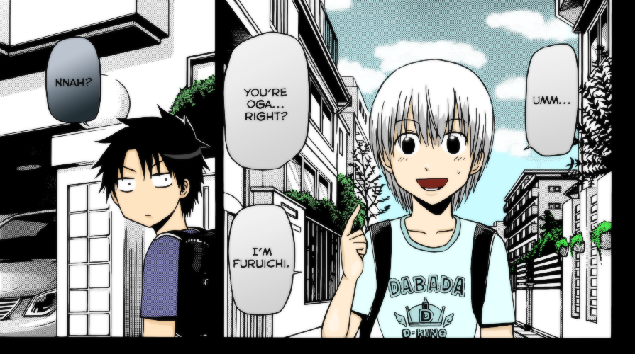 Oga and Furuichi Chapter 174 by AlexanJ