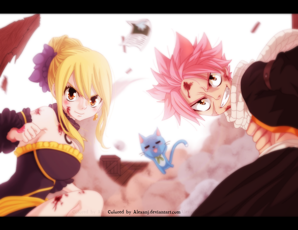 Fairy Tail Natsu And Lucy Family | www.imgkid.com - The ...