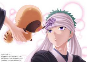 Itsuwaribito Utsuho 118: Nibyou and Pochi