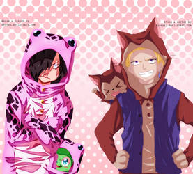 Sting, Lector and Rogue, Frosch Collab