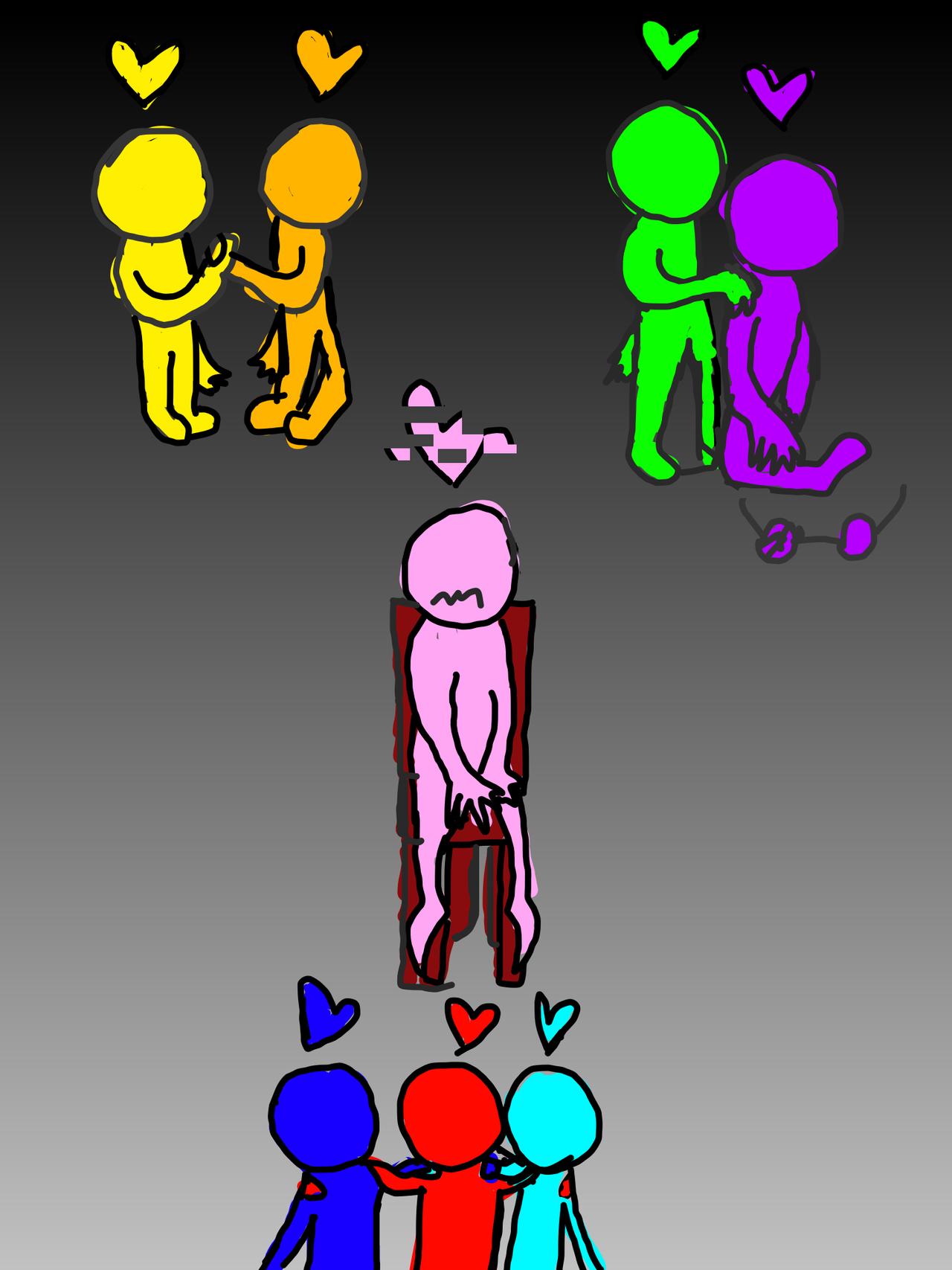 Different by zencat61