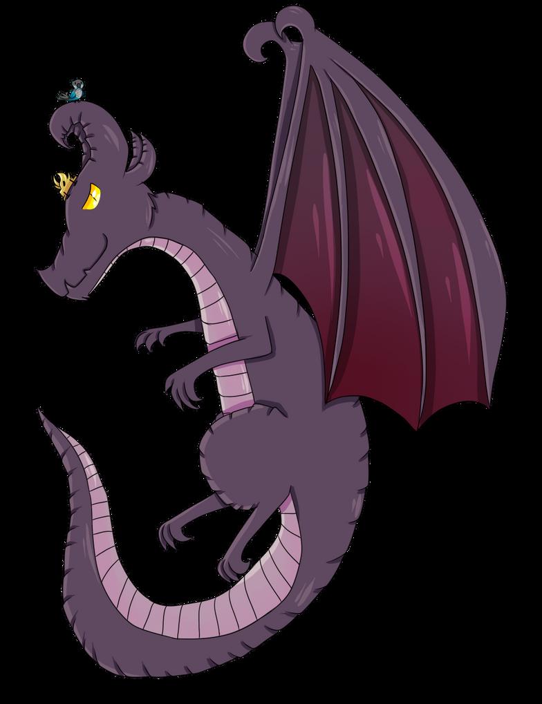 Ari And Dragon by zencat61