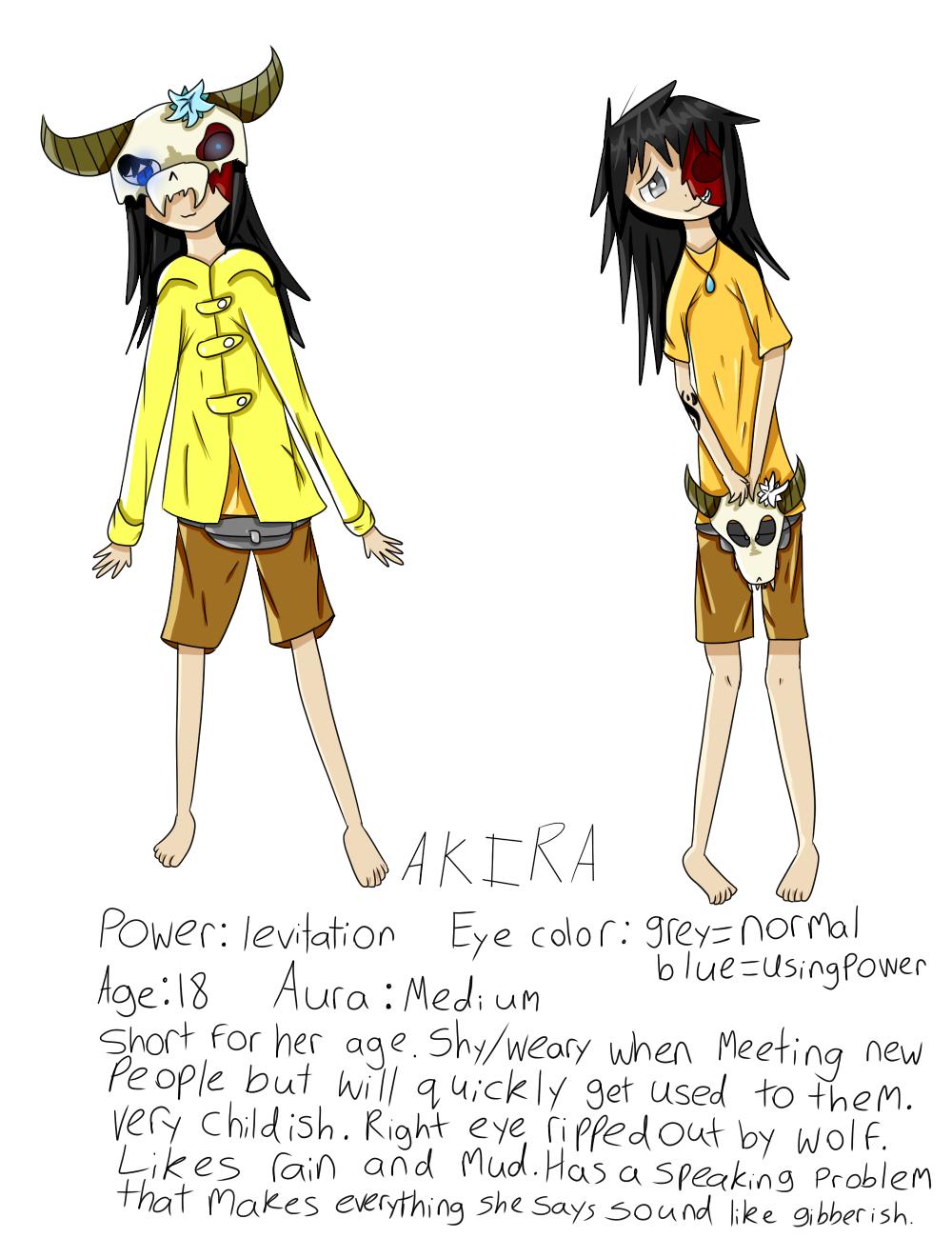 Akira by zencat61
