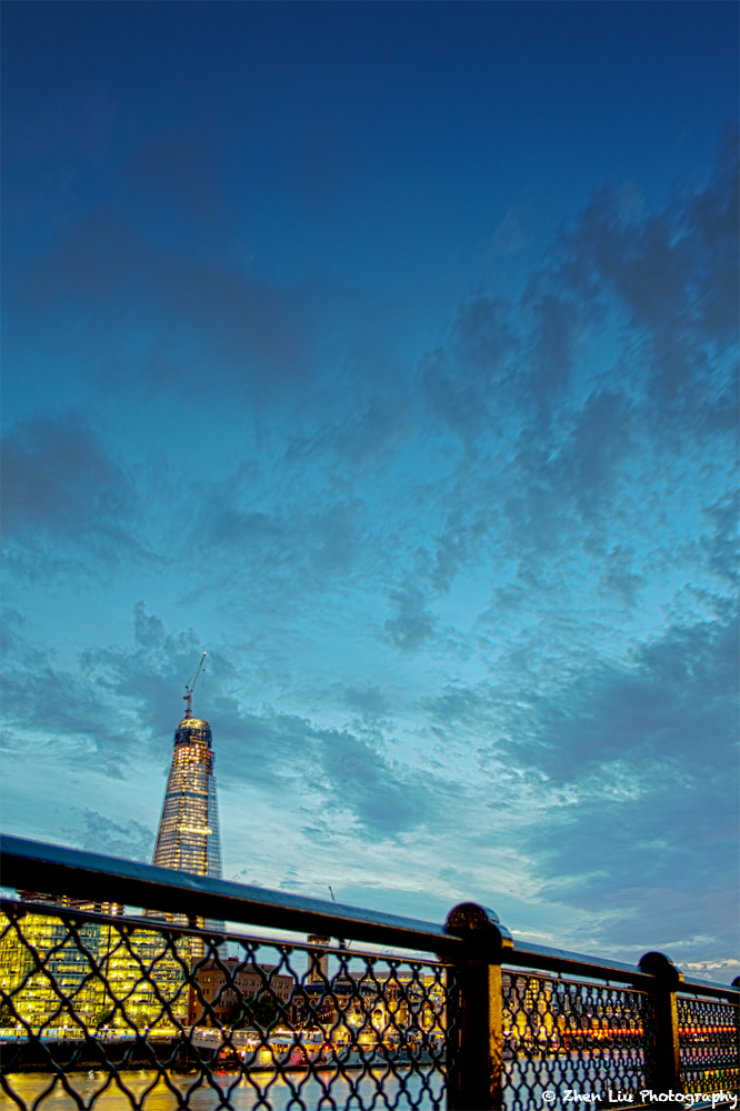 The Shard of Glass by FloWithTheMojo