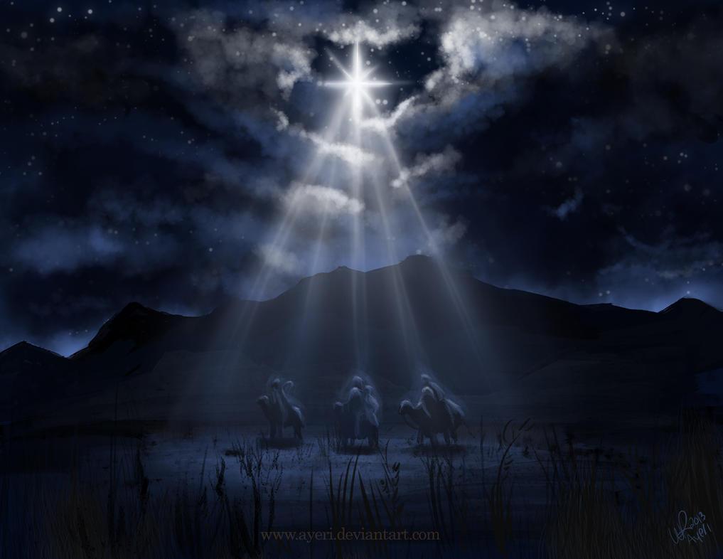 Holy Night on gu...O Holy Night Background