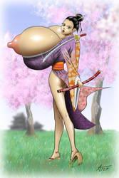 Hanazakari by Angered-Icon