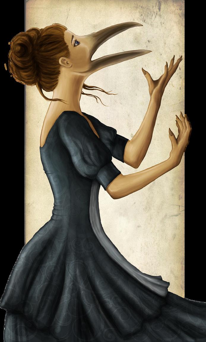 Madame Crow by Maemi23