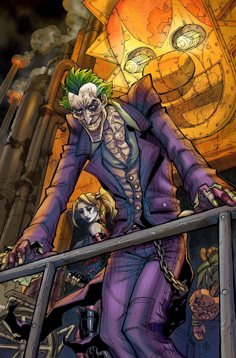Joker by Maemi23