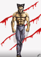 Weapon X by warsram