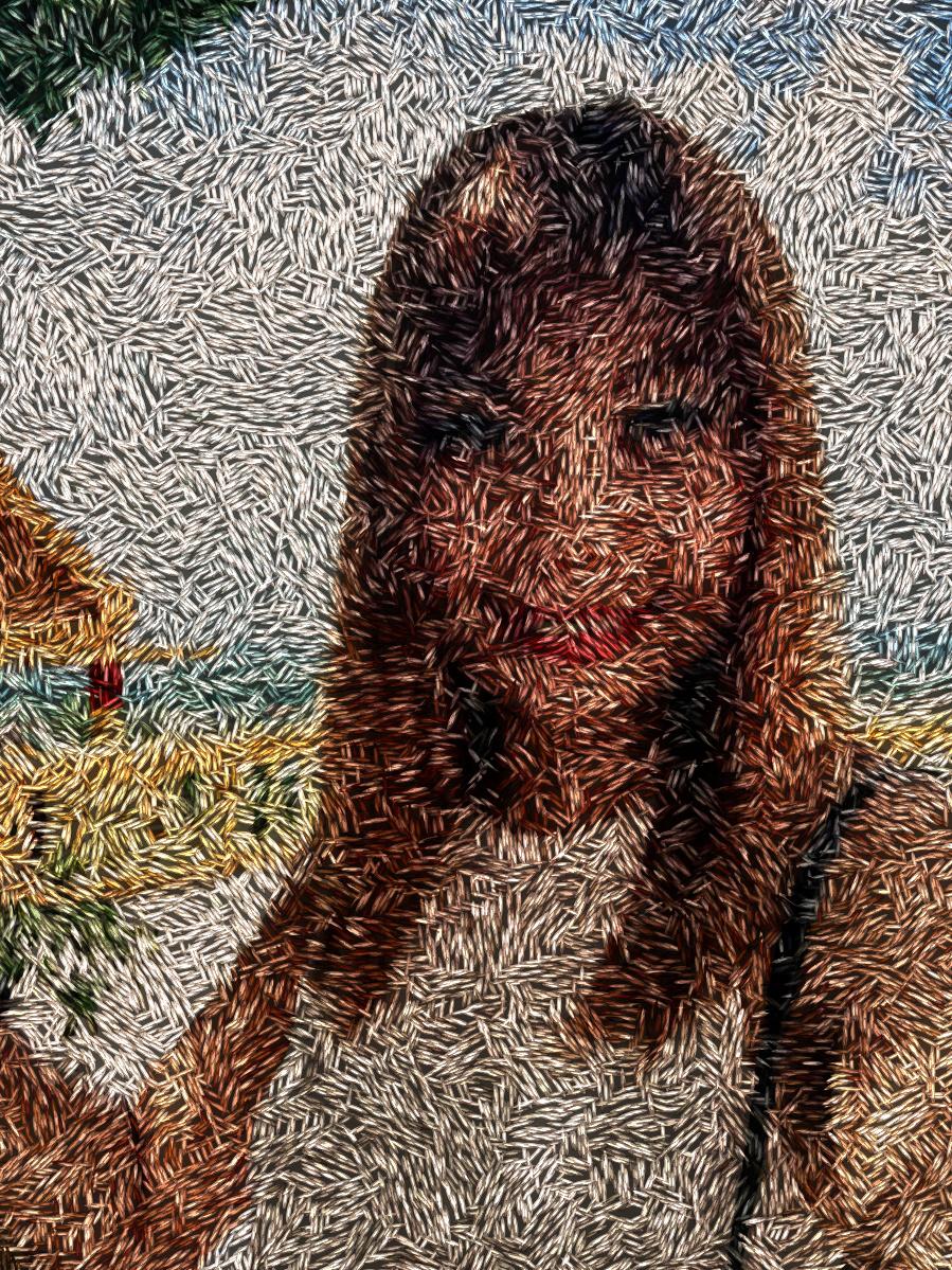 08z27 Nilu Art by Ramlyn