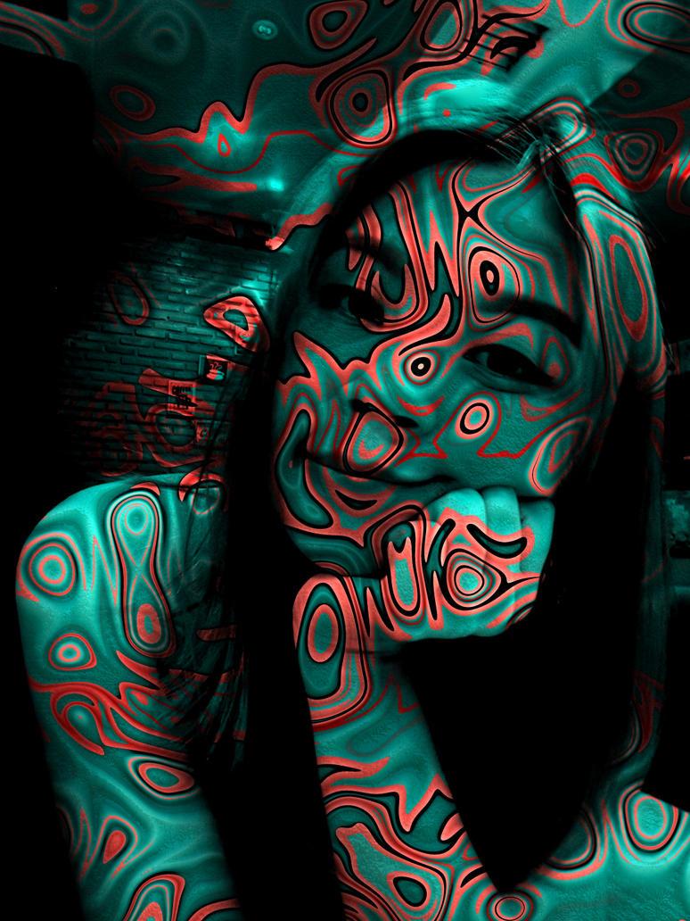 08z9 Nilu Art by Ramlyn