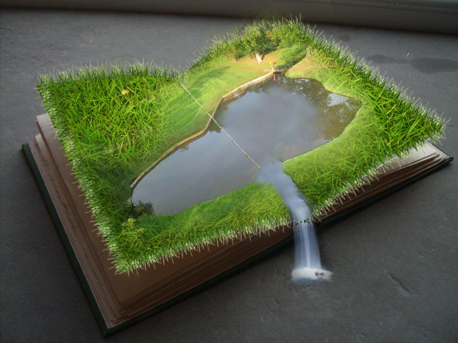 Book Manipulation by Designertheo