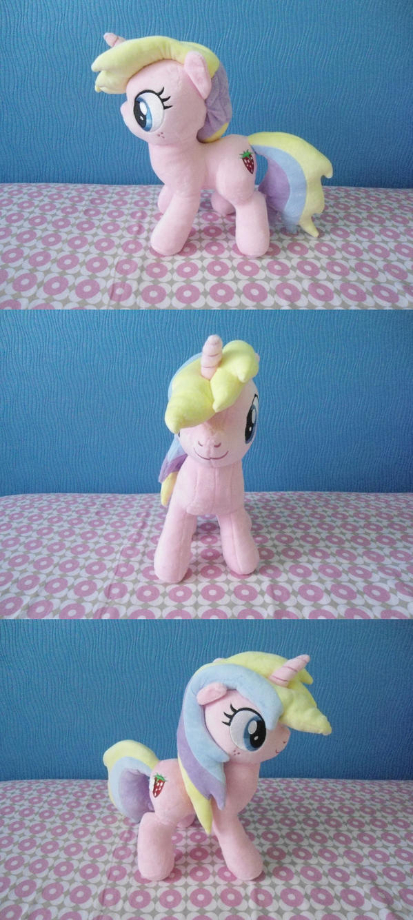 MLP Plush Holly Dash by Phosphophyllite