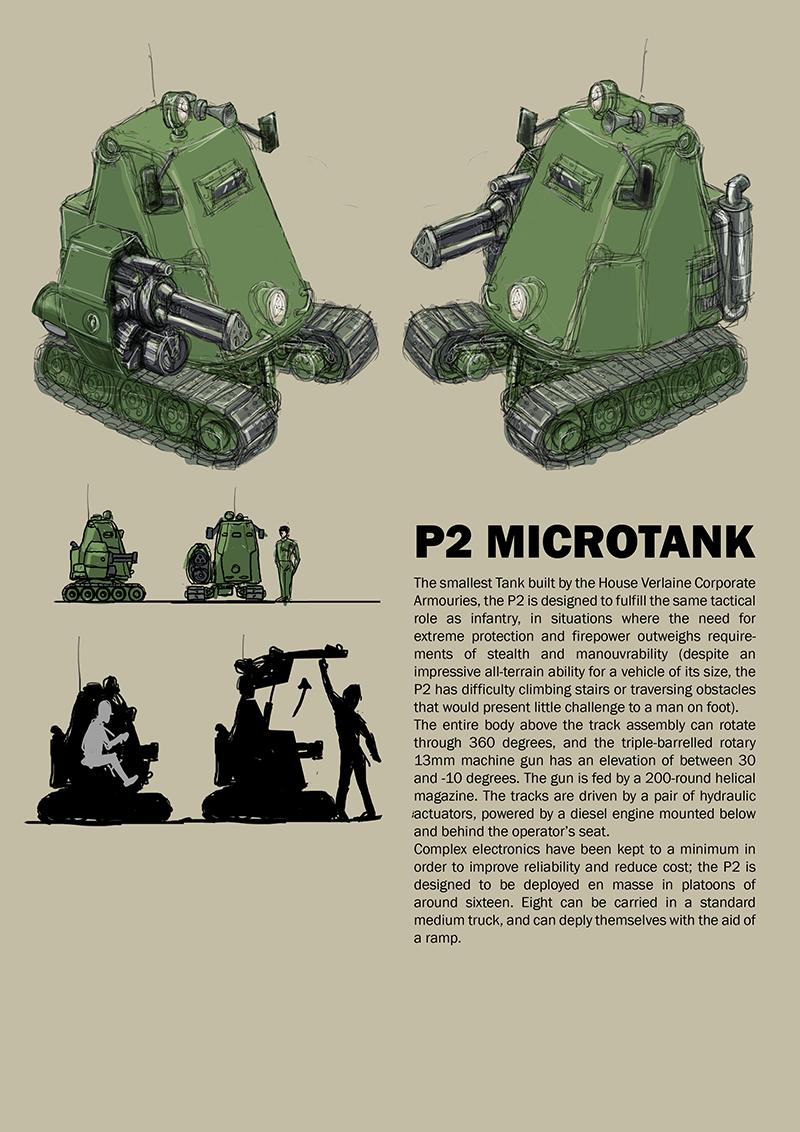 P2 Microtank
