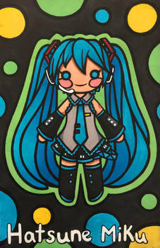 Daily Dollies #1 - Hatsune Miku!