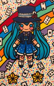 Daily Dollies #2 - Magical Mirai 2013