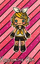 Daily Dollies #5 - Kagamine Rin!