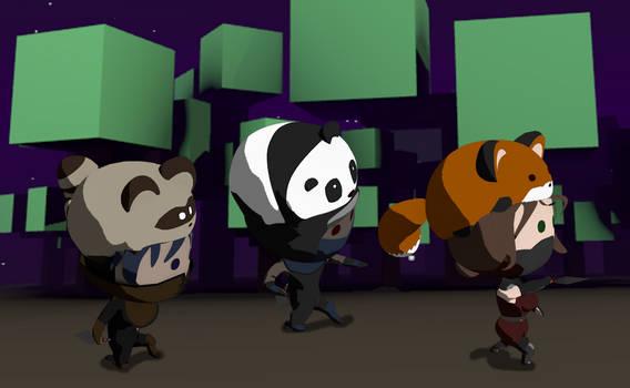Chibi Ninjas