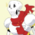 Papyrus Thumbs Up by lesleyplz