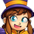 AHIT - Hat Kid by lesleyplz