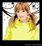 .Vectorized-Ayumi Hamasaki by icehui