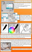 Paint.net Lineart Tutorial by RuokDbz98