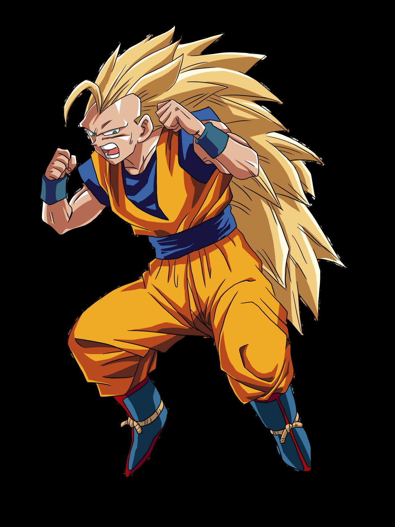 Son Goku Super Saiyan 6
