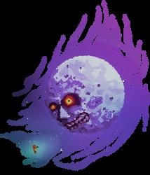 Majora's Mask Pixel Art by RuokDbz98