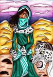 Isra of the Mergichan by LaMissMoxie