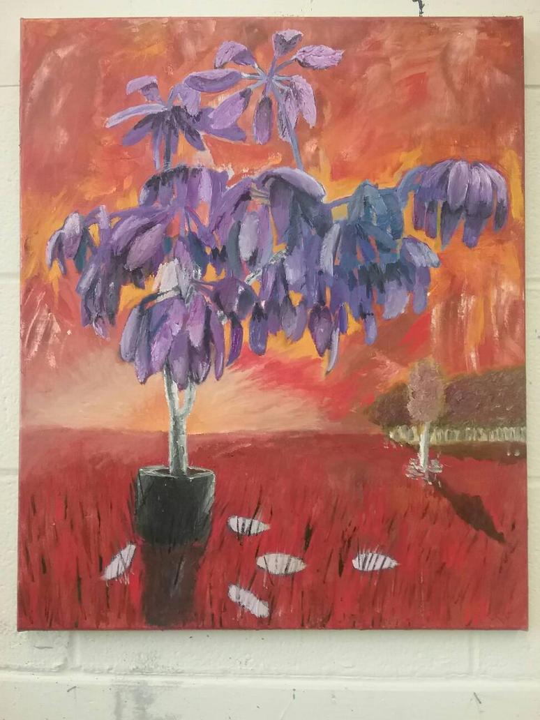 Trees of Gallifrey by anzu-da-opinionated
