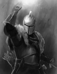DarkSoulsII Knight WIP