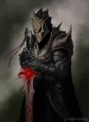 Random Knight Sketch