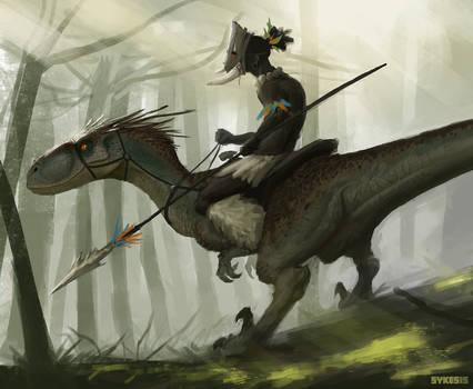 Jungle Raptor