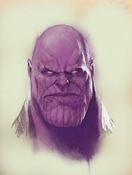 Thanos by mirrors519