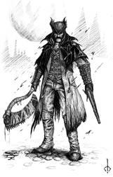 Bloodborne by mirrors519