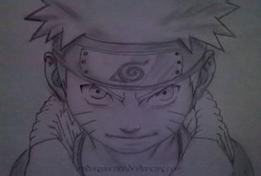 Naruto by MadaraaUchiha
