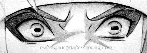 Naruto's eyes [Sage Mode] by MadaraaUchiha