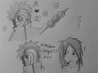 Dango by MadaraaUchiha