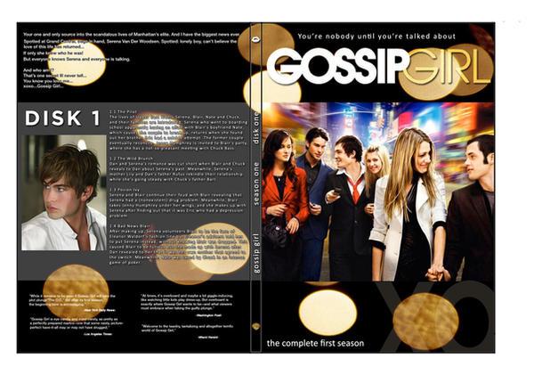 Gossip girl season dvds