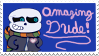 In Response To A Support Stamp: Somenewguy1 by ZeketheFartist